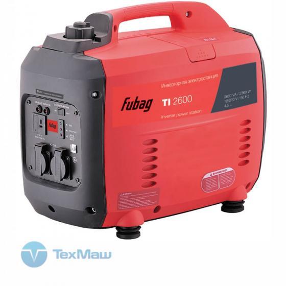 Цифровая инверторная электростанция FUBAG TI 2300