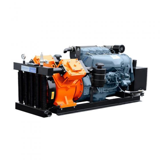 Компрессор Bekomsan Esinti 102 diesel