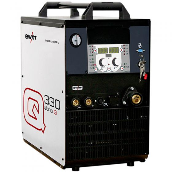 Сварочный аппарат EWM alpha Q 330 Progress puls HP MM TKM