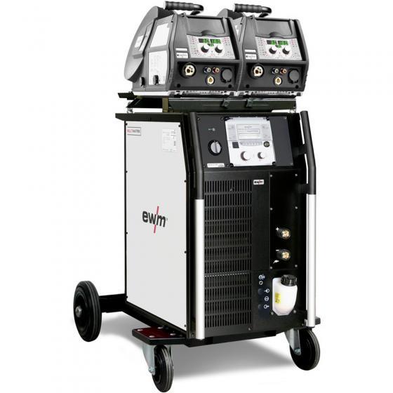 Сварочный аппарат EWM alpha Q 351 Expert 2.0 puls MM 2DVX FDW