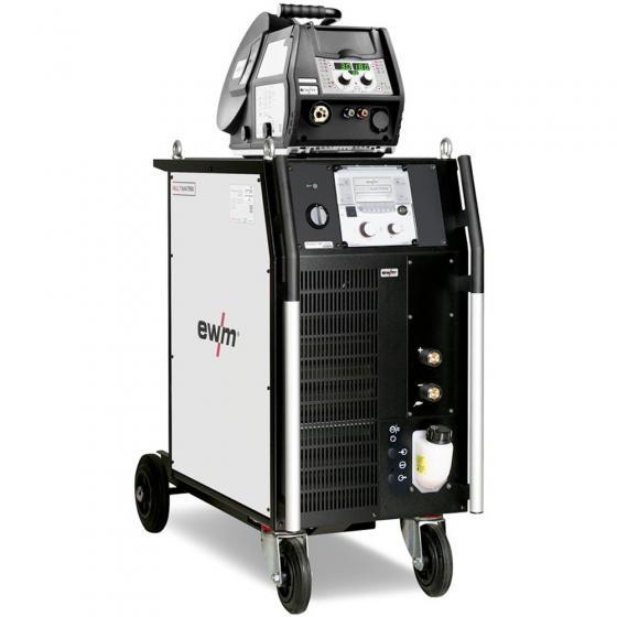 Сварочный аппарат EWM alpha Q 551 Expert 2.0 puls MM FDW