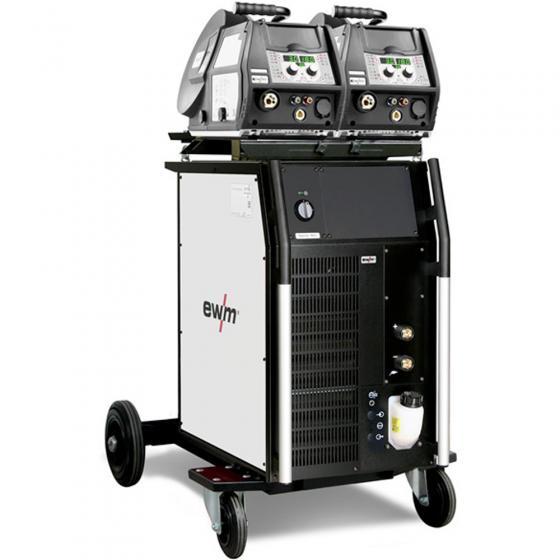 Сварочный аппарат EWM alpha Q 351 Progress puls MM 2DVX FDW