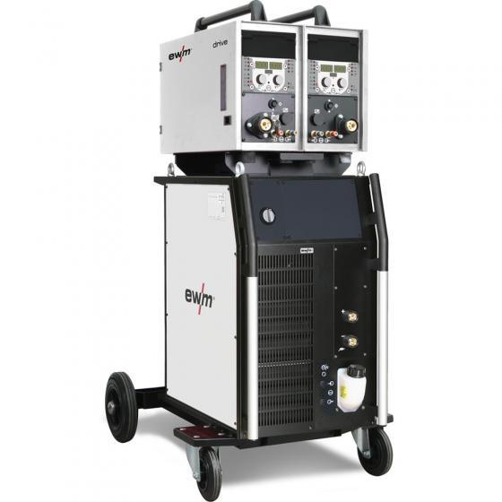 Сварочный аппарат EWM alpha Q 551 Progress puls MM D FDW