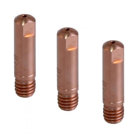 Контактный наконечник EWM CT M6x25 E-Cu Ø=0.8mm (10 шт.) [094-001087-00000]