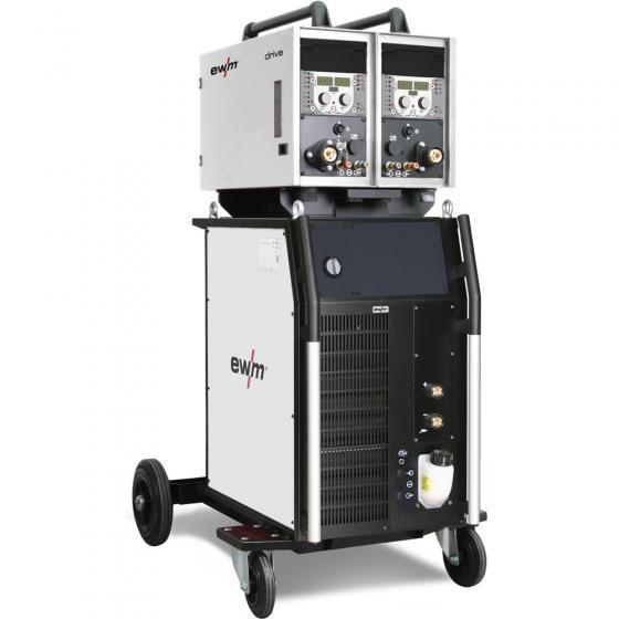 Сварочный аппарат EWM Phoenix 401 Progress puls MM D FDW