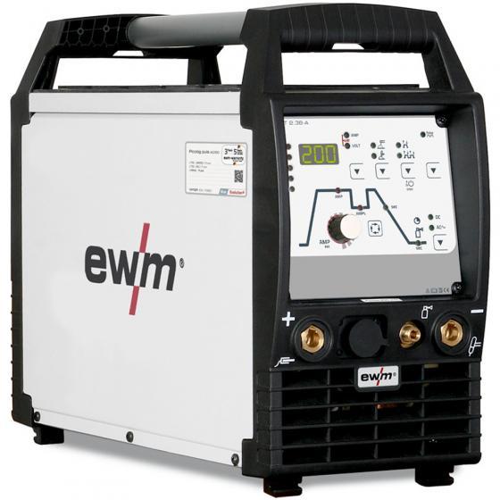 Сварочный инвертор EWM Picotig 200 AC/DC puls 5P TG