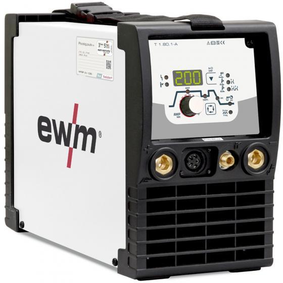 Сварочный инвертор EWM Picotig 200 MV puls TG