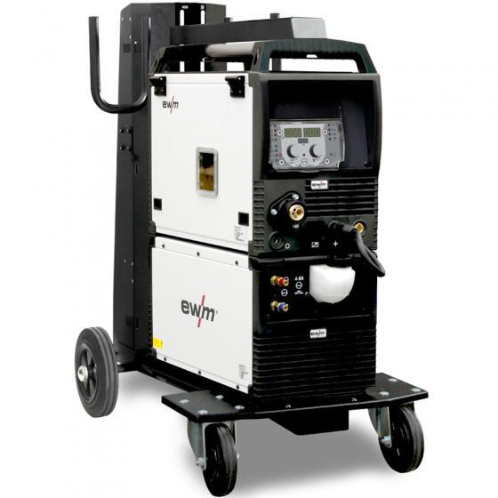 Сварочный аппарат EWM Taurus 355 Synergic S HP MM TKM