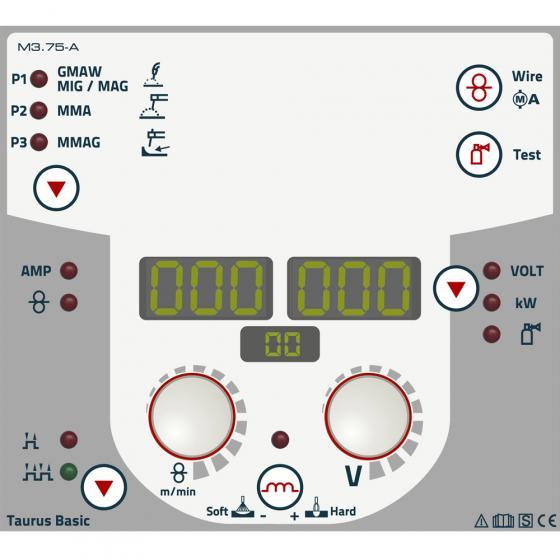 Сварочный аппарат EWM Taurus 401 Basic FDW