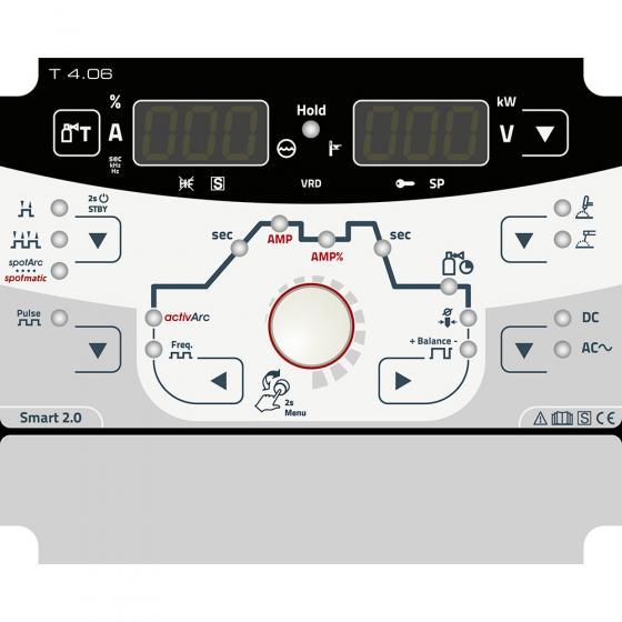 Сварочный инвертор EWM Tetrix 230 AC/DC Smart 2.0 puls 5P TM