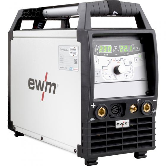 Сварочный инвертор EWM Tetrix 230 DC Smart 2.0 puls 8P TM
