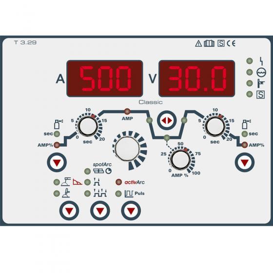 Сварочный инвертор EWM Tetrix 300 Classic TM