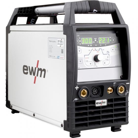 Сварочный инвертор EWM Tetrix 300 DC Smart 2.0 puls 5P TM