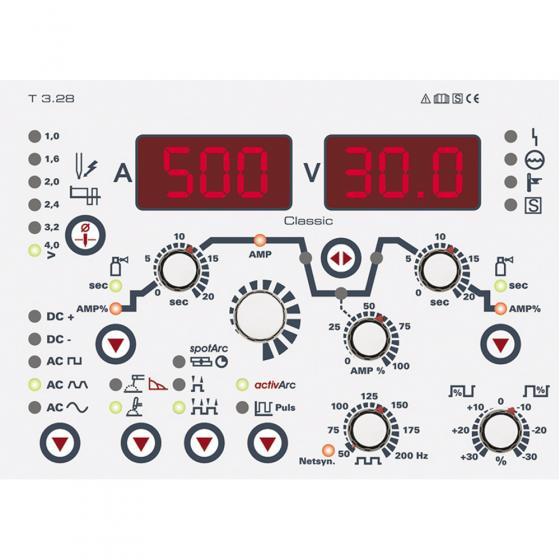 Сварочный инвертор EWM Tetrix 351 AC/DC Classic FW