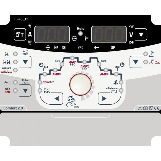 Сварочный инвертор EWM Tetrix 351 Comfort FW