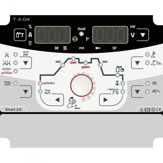 Сварочный инвертор EWM Tetrix 451 AC/DC Smart FW