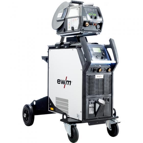 Сварочный аппарат EWM Titan XQ 600 puls DW EX