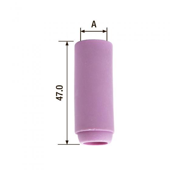 Сопло керамическое Fubag №5 ф8 FB TIG 17-18-26 (10 шт.) [FB10N49]