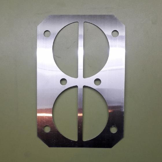 Прокладка клапанной пластины для B4000B/50/100 СМ3 [HS2065Z31]