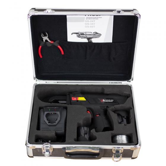 Пистолет для вязки арматуры FROSP GS24T