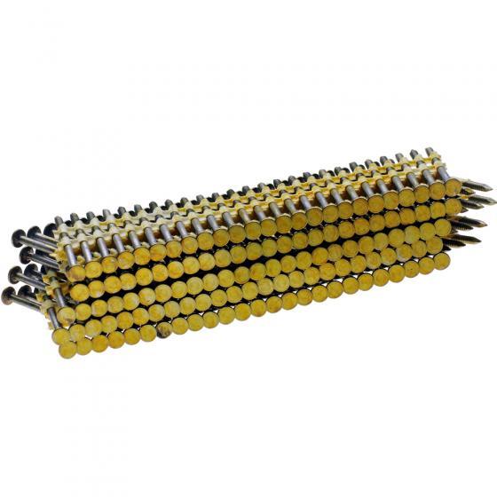 Гвозди для Fubag N90 (2.87x50 мм, кольцевая накатка, 3000 шт) [140171]