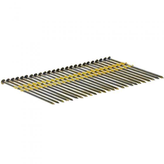 Гвозди для Fubag N90 (3.05x90 мм, кольцевая накатка, 3000 шт) [140107]