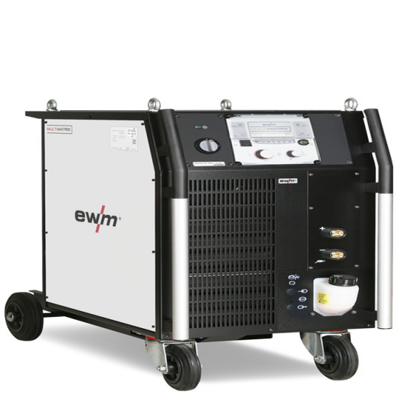 Сварочный аппарат EWM Taurus 351 Synergic S MM FDG
