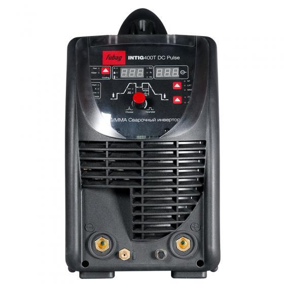 Аппарат аргонодуговой сварки FUBAG INTIG 400 T DC PULSE
