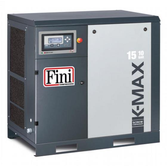 Винтовой компрессор без ресивера с прямым приводом FINI K-MAX 1510
