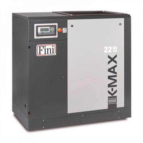 Винтовой компрессор без ресивера с частотником FINI K-MAX 22-10 VS