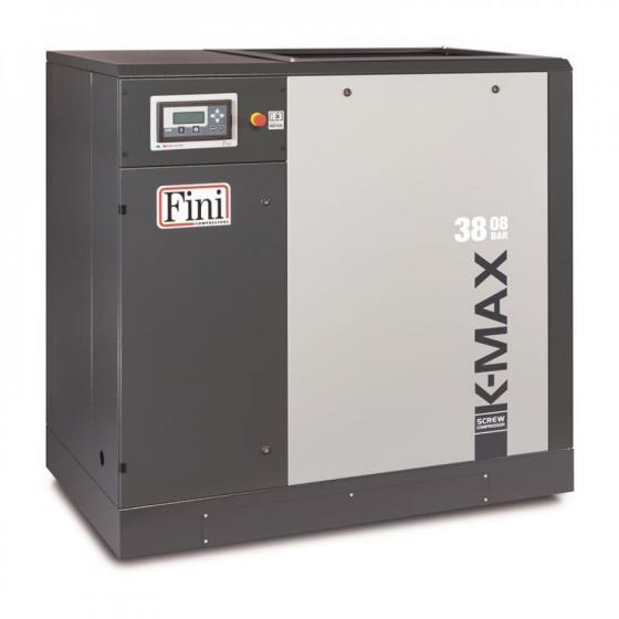 Винтовой компрессор без ресивера с прямым приводом FINI K-MAX 3808