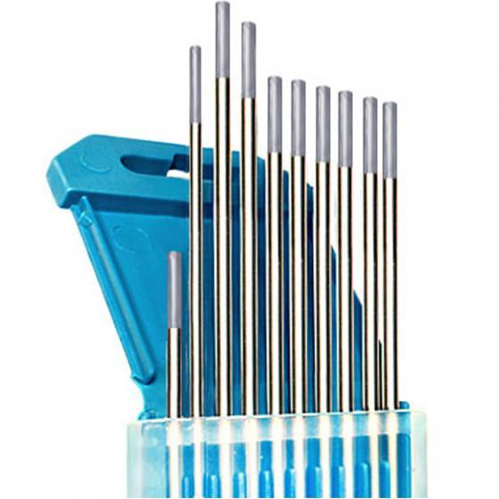 Электроды вольфрамовые КЕДР ВЦ-20-175 Ø 3,2 мм (серый) AC/DC [8011026]