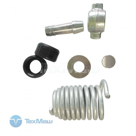 Пневматический отбойный молоток МО-4Б (ТЭМЗ)/двойной глушитель, серийное производство