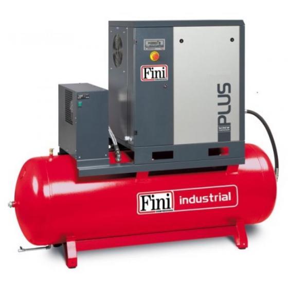Винтовой компрессор на ресивере FINI PLUS 16-08-500 ES