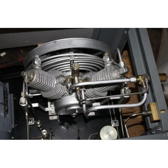 Домашняя газовая заправка FROSP КВД-ГС-3.5