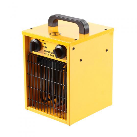 Электрический нагреватель с вентилятором MASTER B 1.8 ECA