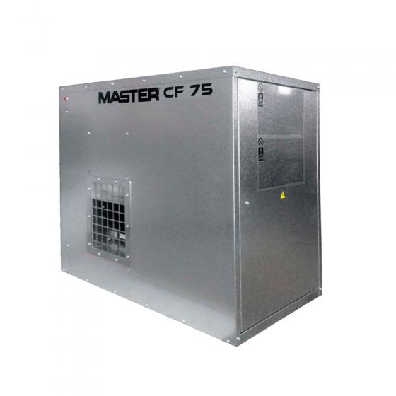 Стационарный газовый нагреватель воздуха прямого нагрева MASTER CF75 SPARK 4200.304/4015.117