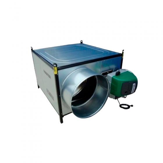 Стационарный нагреватель воздуха на отработанном топливе MASTER GREEN 690