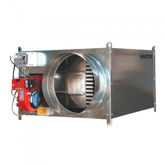 Стационарный нагреватель воздуха на магистральном газе MASTER GREEN 470 SG