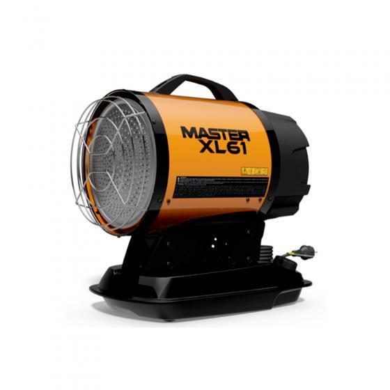 Жидкотопливный нагреватель воздуха инфракрасный MASTER XL61