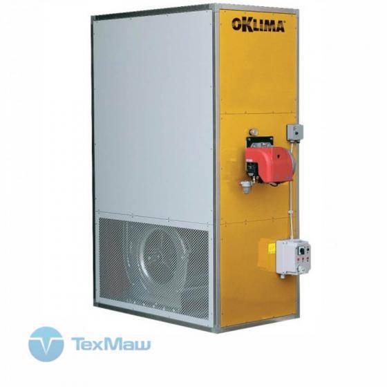 Стационарный нагреватель воздуха Oklima SP 800 (природный газ)