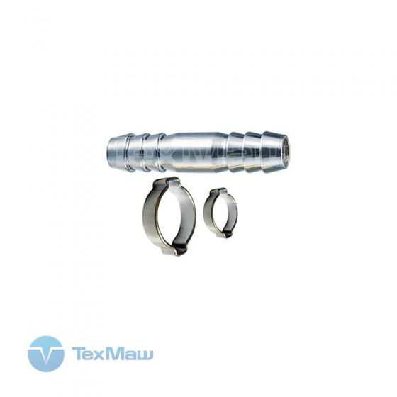 Елочка 6 мм - елочка 6 мм (2 обжимных кольца 6х11 мм) Fubag 180390