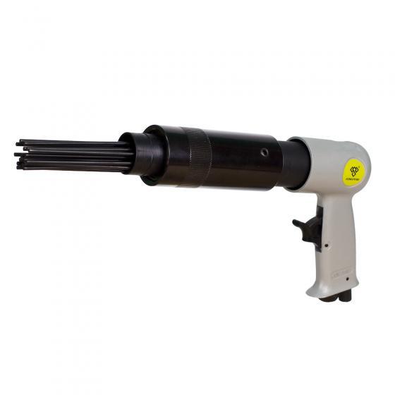 Молоток пучковый (игольчатый) пневматический RONGPENG ППМ-3Б