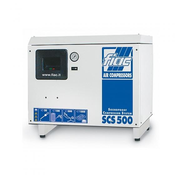 Компрессор поршневой Fiac SCS 598