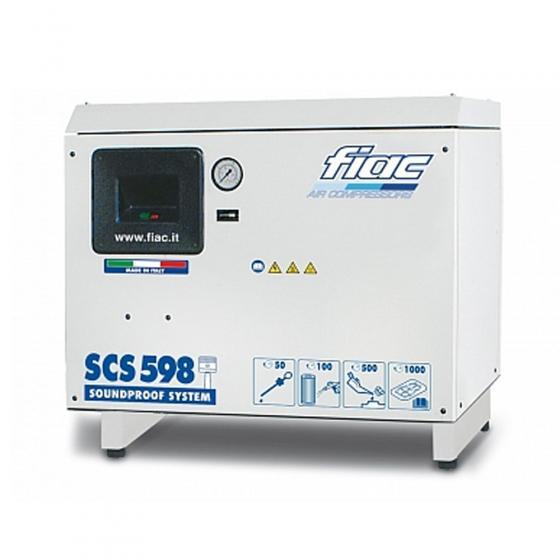 Компрессор поршневой Fiac SCS 958