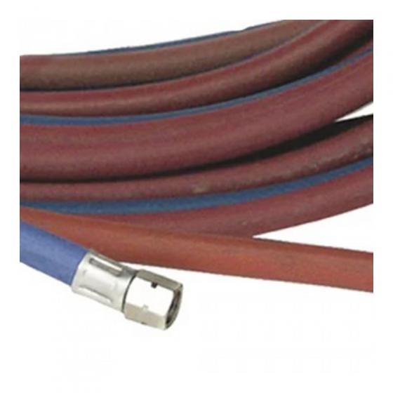 Двойной шланг Walmec для краскопультов SP из резины SBR/EPDM