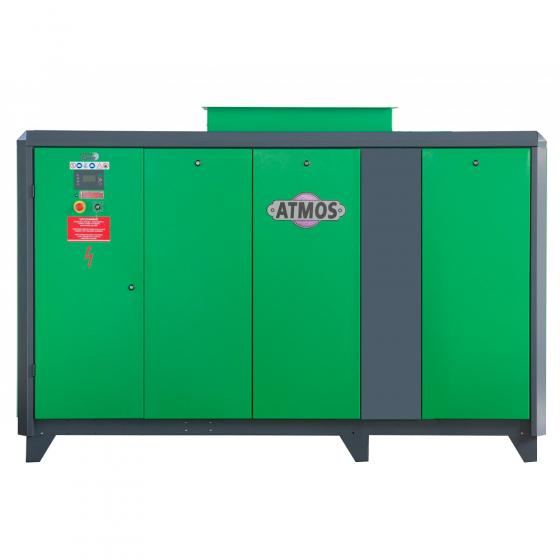 Компрессор винтовой промышленный ATMOS SMARTRONIC ST 110 ULTRA - 8 бар