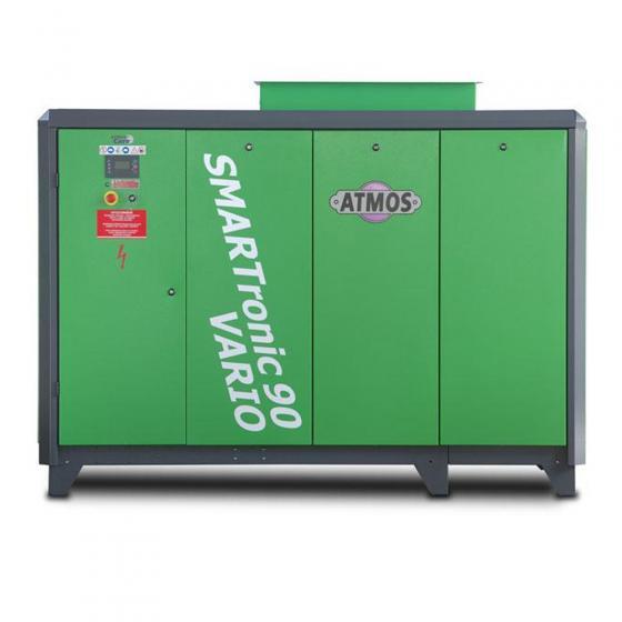 Компрессор винтовой промышленный ATMOS SMARTRONIC ST 90 Vario FD - 10 бар