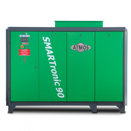 Компрессор винтовой промышленный ATMOS SMARTRONIC ST 90 - 7.5 бар