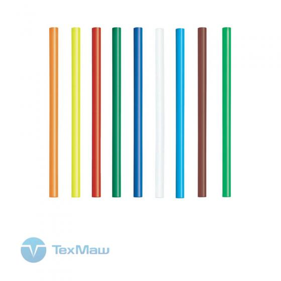 Клеевые стержни Steinel 7 мм разноцветные (16 шт.)